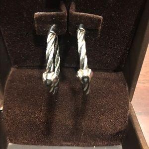 Jewelry - Charriol Hoop Earrings